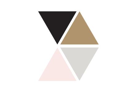 Minimal color palette