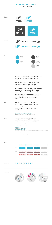 Productfastlane brand guidelines
