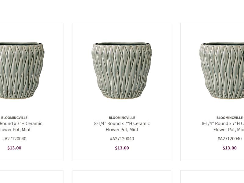 Product thumbs minimal shopping e-commerce ecommerce product