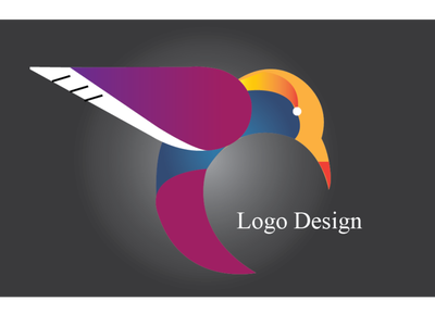 simple design logo flat design illustration