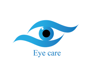 eye logo logo design illustration