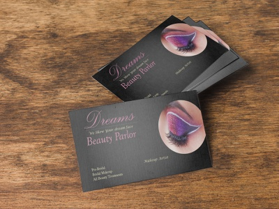 business card typography business card illustration