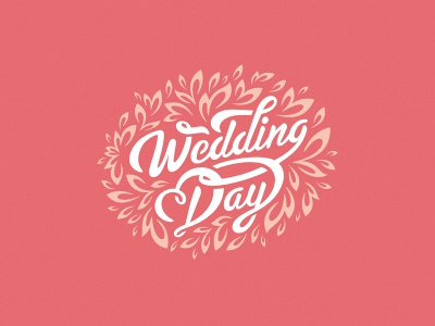 Wedding day by bolshakova tatyana dribbble junglespirit Images