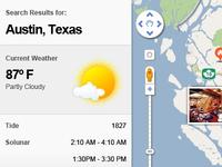 WFN Explorer (Weather Widget)