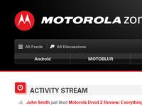 Motorola Associates Community Masthead