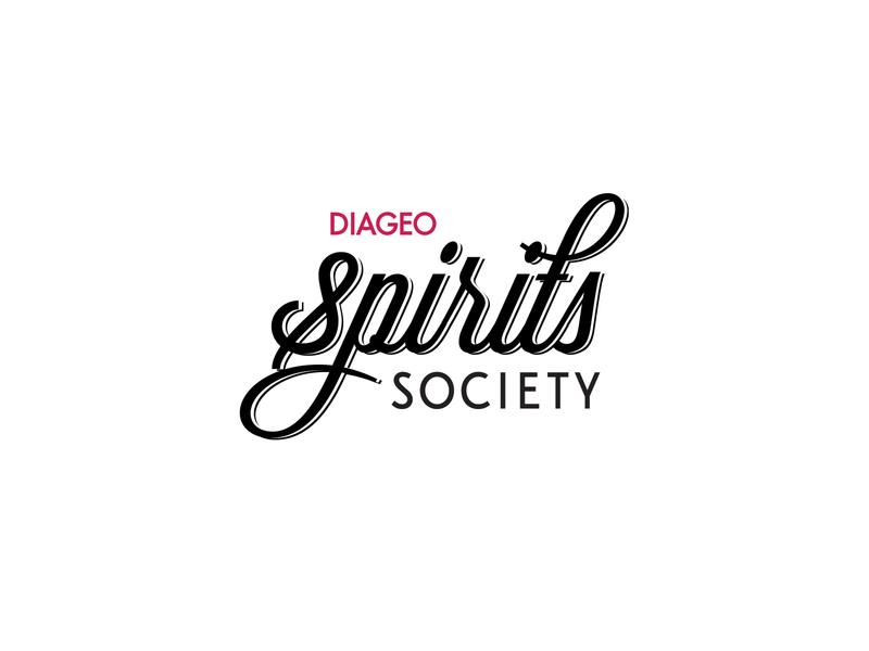 Spirits Society logo design concept logo designer logo design