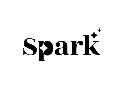Spark logo design logo