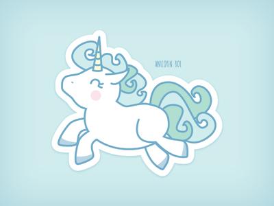 Unicorn Boi