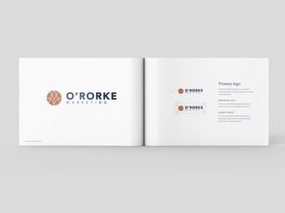 O'Rorke Marketing Brand Guide