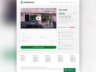 Greenhaus graphic designer webdesign website designer website design