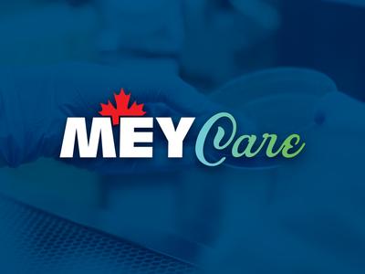 MEYCare Logo logo design logo