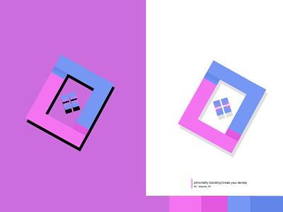 Windows app web art branding mockup illustration logo designer minimal design graphic design