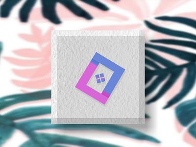 L ilustration mockup icon design illustration logo designer branding minimal design graphic design