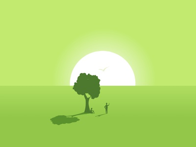 Save the tree flat illustration ilustrator flatdesign flat vector illustration minimal designer design graphic design