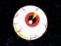 Eyeballin