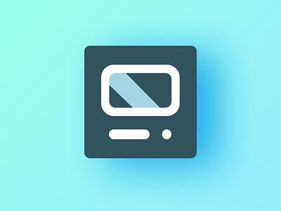 Logo for Dev & Designer Friends Workspace V2 icon prototype logo design ux workspace slack logo symbolic logo symbol logodesign logo