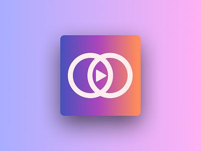 One Player player playback icon design icon logo design logodesign logo