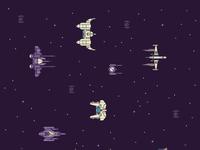 Spaceships tablet 2x