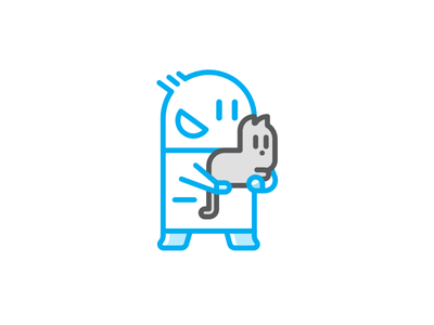 The Vet Avatar web iconography icon design character illustration