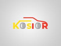 Logo - Kosior - Vulcanization of wheels