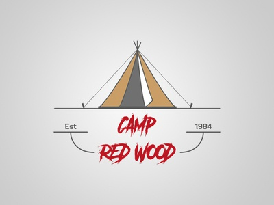 Logo - Camp Red Wood