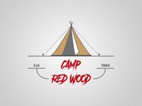 Logo - Camp Red Wood
