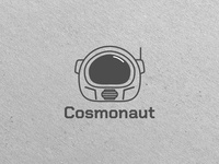 Logo - Cosmonaut