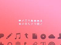 A free tiny set of tiny icons