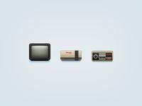 NES - Icon Battle #1