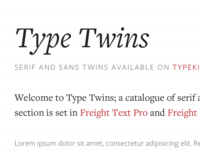 Type Twins