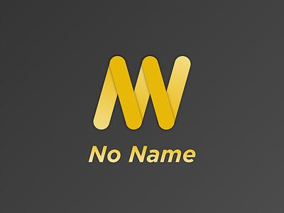 NONAME LOGO typography minimal icon commision work flat logo brand identity branding