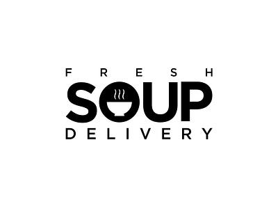 soup logo commision work vector brand identity illustration minimal logo