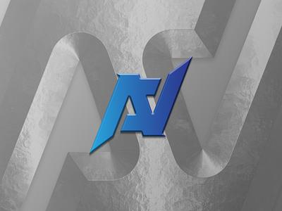 Arsen Alvaro LOGO vector icon typography commision work brand identity graphic design minimal branding logo flat logo design