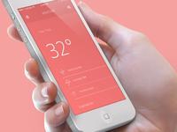 Insane - 9 screens mobile UI ( PSD )