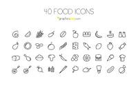 Food icons copy