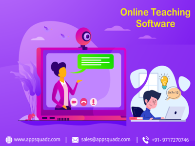 Online Teaching Software app development online live classes online teaching software online teaching software