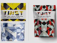 Twist Tea Packaging