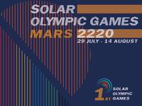 Solar Olympic Games: Mars 2220