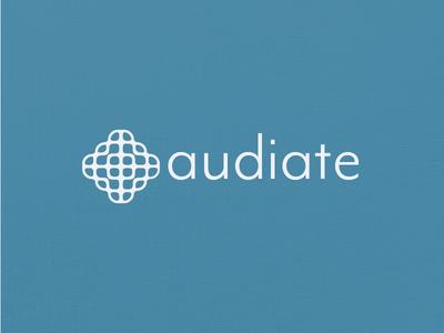 audiate - Logo Concept