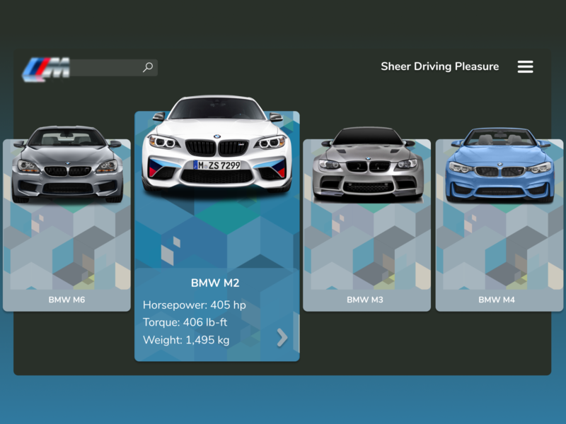 BMW Mpower 2020 design website navyblue black shopping sales trending cars mpower bmw
