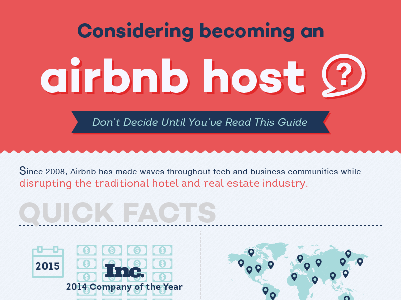 Infographic Airbnb Or Lease Agreement By Ivy Yeh Dribbble