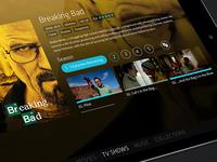 Media Browser TV Show Details