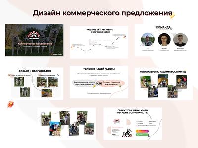 Дизайн коммерческого предложения дизайн презентации презентация коммерческое предолжение design