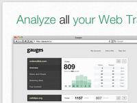 Gauges Homepage
