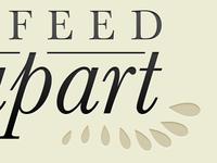 A Feed Apart Logo 2