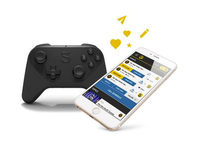 Splyce Mobile Design user interface ui e-sport mobile design user experience