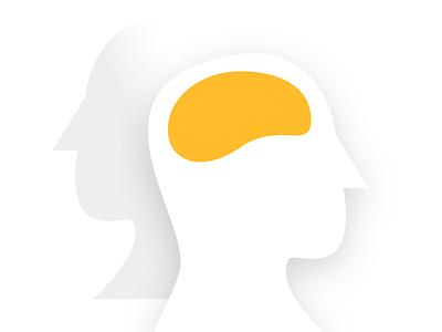 Brainstorming graphic brainstorming icon design graphic