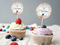 Cupcake Mockup