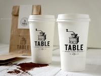 Coffee Branding Mockup