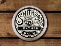 Handdrawn logo Smiths